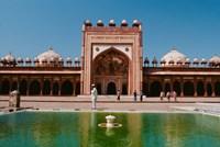 Fatehpur Sikri's Jami Masjid, Uttar Pradesh, India by Dee Ann Pederson - various sizes