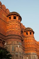 Agra Fort, Agra, India Fine Art Print