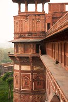 Agra Fort, Agra, Uttar Pradesh, India Fine Art Print
