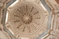 Jain Temple, Ranakpur, Rajasthan, India Fine Art Print