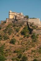 Kumbhalgar Fort, Kumbhalgarh, Rajasthan, India by Inger Hogstrom - various sizes