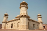 Tomb of Itimad-ud-Daulah Baby Taj, Agra, Uttar Pradesh, India by Inger Hogstrom - various sizes