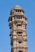 Victoria Tower in Chittorgarh Fort, Rajasthan, India by Keren Su - various sizes