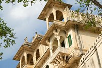 City Palace, Udaipur, Rajasthan, India by Keren Su - various sizes