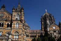Chhatrapati Shivaji (Victoria) Terminus, Mumbai, India by Kymri Wilt - various sizes