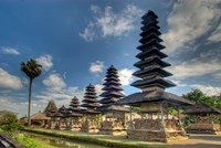 Scenic of Pura Taman Ayun temple, Mengwi, Bali, Indonesia by Jaynes Gallery - various sizes, FulcrumGallery.com brand