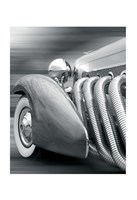 "Duesenberg in Motion by Richard James - 13"" x 19"""
