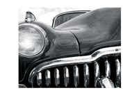 "Buick Eight by Richard James - 19"" x 13"""