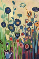 "Meet Me In My Garden Dreams Pt. 1 by Jennifer Lommers - 16"" x 24"" - $18.99"