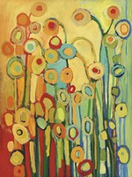 Dance of the Poppy Pods Fine Art Print