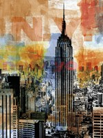 """New York Edge by Sven Pfrommer - 27"""" x 36"""""""