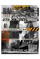 New York Style XI Fine Art Print