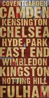 Explore London Fine Art Print