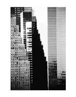 Metro 9c Framed Print