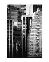 Metro 10c Framed Print