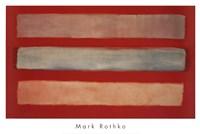 "Untitled, 1958 by Mark Rothko, 1958 - 38"" x 26"""