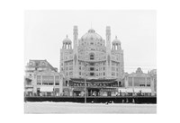 Atlantic City's Marlborough-Blenheim Hotel, ca. 1908 Fine Art Print