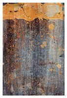 Orange Splash Fine Art Print