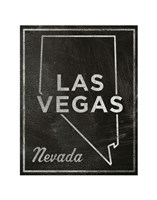 Las Vegas, Nevada Framed Print