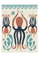 Octopus Garden Fine Art Print
