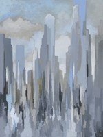 Midtown Towers Fine Art Print