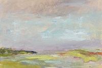 "Cape Cod Seascape by Amy Dixon - 36"" x 24"""
