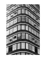 Midtown WB Framed Print