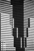 Metro 6 Framed Print