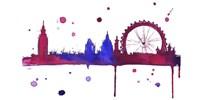 London Baby Fine Art Print