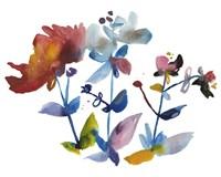 "Nouveau Boheme - Island Series No. 1 by Kiana Mosley - 20"" x 16"""
