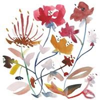 """Nouveau Boheme No. 5 by Kiana Mosley - 12"""" x 12"""""""