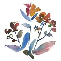 """Nouveau Boheme No. 8 by Kiana Mosley - 16"""" x 16"""""""