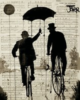 The Umbrella Fine Art Print