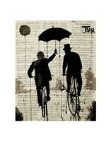 The Umbrella Fine Art Print