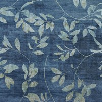 """Denim Branches I by Mali Nave - 12"""" x 12"""""""