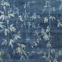 """Denim Branches II by Mali Nave - 24"""" x 24"""""""