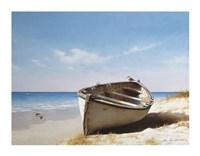 """Washed Ashore by Zhen-Huan Lu - 36"""" x 28"""""""