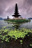 Ulun Danu Temple, Bali, Indonesia Fine Art Print