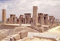 Ruins, Persepolis, Iran by Sergio Pitamitz - various sizes
