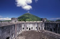 17th Century Dutch Fort, Banda Island, Indonesia Fine Art Print
