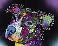 In a Perfect World Fine Art Print