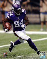 Cordarrelle Patterson 2014 Action Fine Art Print
