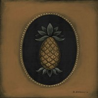 Pineapple 04 Fine Art Print