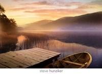 Morning on the Lake Fine Art Print
