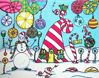 ChristmasTime Fine Art Print