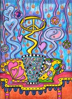 Cup Of Peace And Harmony Fine Art Print