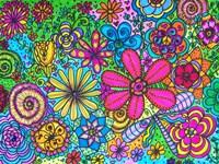 Flowers! Fine Art Print