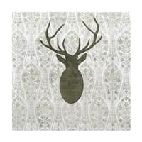 Modern Lodge II Fine Art Print