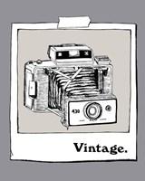 Vintage Fine Art Print
