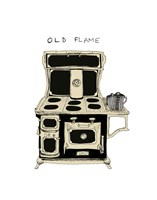 Old Flame Fine Art Print